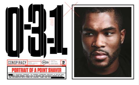 Portrait of a Point Shaver
