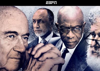 The FBI vs FIFA