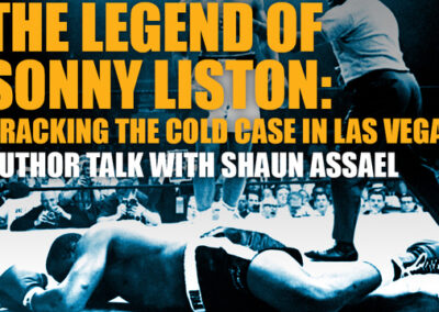 The Legend of Sonny Liston at the Mob Museum