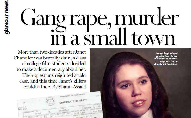 Murder in a Small Town