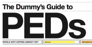 A Dummy's Guide to PEDs
